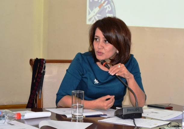 Malika Ibragimova, SECO