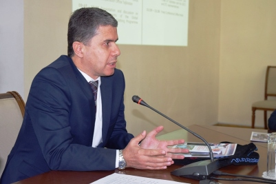 Zavki Zavkizoda, Deputy Minister